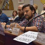 """González Santalla presentó un proyecto de ordenanza para declarar """"persona no grata"""" a los genocidas en Avellaneda"""
