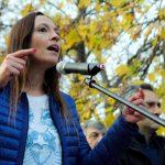 """Mayra Mendoza: """"Cristina Fernández de Kirchner es la mujer que rompió el techo de cristal para todas las mujeres"""""""