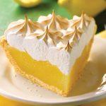 #LaRecetadeElNumeral – Lemon Pie!