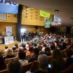 Dirigentes gremiales realizaron una jornada sobre salud y trabajo en Avellaneda