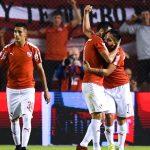 Independiente y Corinthians van por el liderazgo