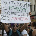 El patriarcado se va a caer