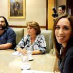 Docentes bonarenses reclaman por la falta de pago de los sueldos