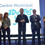 Se lanzaron los Centros Municipales de Adultos Mayores