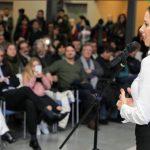 Victoria Onetto asumió al frente de la Secretaría de Cultura de Avellaneda