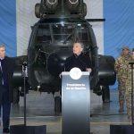 El Gobierno anunció que las Fuerzas Armadas custodiarán la seguridad interior
