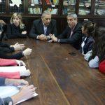 «Queremos saber si es definición de ella o si responde a órdenes de la gobernadora Vidal