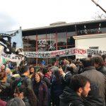 Multitudinaria convocatoria en los abrazos simbólicos a las universidades públicas