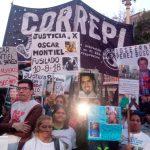 Se realizó la 4ta Marcha Nacional contra el Gatillo Fácil