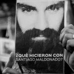 Santiago Maldonado: un año de memoria y búsqueda de justicia