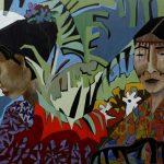 """América en colores inaugura la muestra """"Muro Móvil"""" en el Centro Municipal de Arte de Avellaneda."""