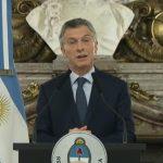 """Macri: """"Estamos en Emergencia"""""""