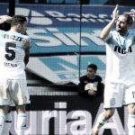 Racing se trepó a la punta e Independiente rescató un empate