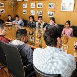 Jóvenes de los Centros de Formación Integral comienzan sus prácticas profesionales en el municipio