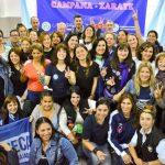 Trabajadoras de ANSES participaron de una jornada de mujeres sindicalistas