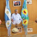 Jorge Ferraresi recibió a los trabajadores y trabajadoras de Gaelle