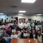 El colectivo Somos Cultura Popular expuso en la audiencia pública de la Cámara de Diputados