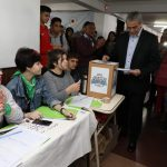 """""""Haciendo Escuela"""": estudiantes eligen los nombres de las nuevas escuelas que construye el municipio"""