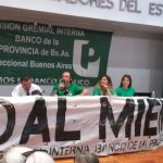Vidal fue denunciada por realizar un desvío de 5500 millones de pesos