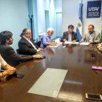 Se firmó un convenio de articulación institucional entre la UNDAV, la UNAJ, y la UNQ