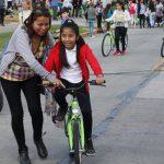 """""""Tu Primera Bici"""": nueva entrega a más de 4 mil niñas y niños de Avellaneda"""