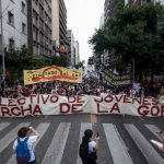 """""""Terrorista es el Estado, no quien tenés al lado"""" – Marcha de la Gorra"""