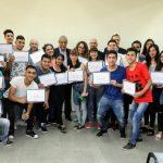 """Estudiantes de escuelas técnicas de Avellaneda fueron capacitados en """"fibra óptica"""""""