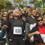 Se realizó la primer correcaminata en Avellaneda