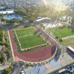 Inauguración de Centro de Alto Rendimiento Deportivo en el Parque Domínico
