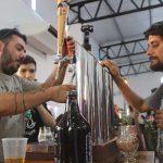 Más de 450 personas participaron de la II degustación pública de cervezas en Avellaneda