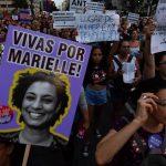 Un año del asesinato de Marielle Franco